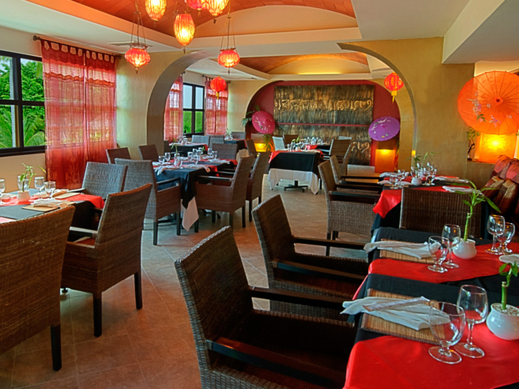 Oriental Restuarant for Cozumel Resort Day Pass in Cozumel Mexico