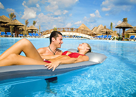 Float Away at this 5 Start All-inclusive Resort with our Cozumel All-Inclusive Resort Day Pass Cozumel Mexico