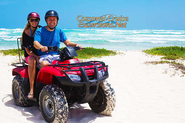 cozumel atv excursion and atv tour in cozumel mexico