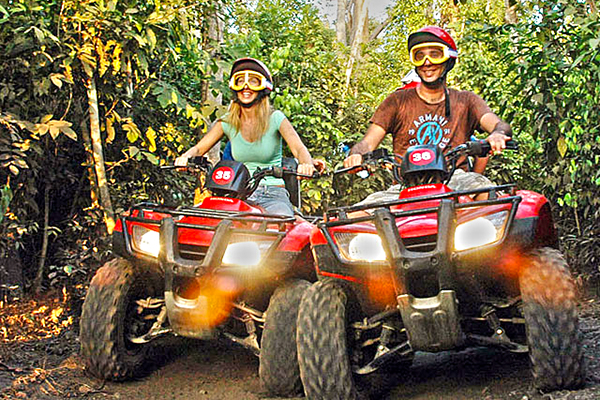 atv cozumel atv jungle adventure and cozumel atv tour in cozumel