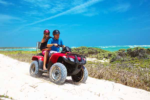 An Adventure with our Cozumel atv excursion to Mayan Ruins and snorkel