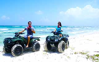 The Best Cozumel ATV Tour to discover hidden beaches