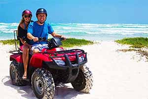 cozumel atv snorkel tour jungle adventure