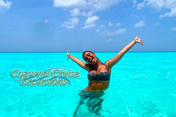 cozumel snorkel and cielo party tour
