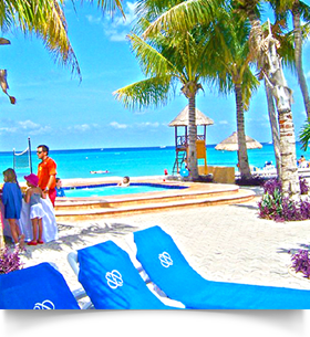 Cozumel Day Pass to Cozumel Resort Day Pass Reservation Page for an Cozumel All-inclusive day pass best Cozumel resort day cozumel reservations