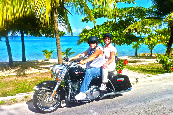 rent a harley in cozumel with our harley rentals cozumel mexico
