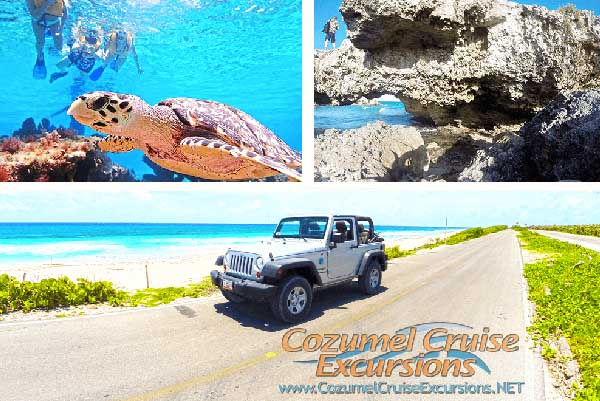 Take An Adventure Of A Lifetime With Our Private Cozumel Jeep
