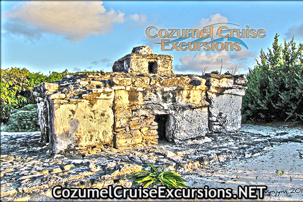 Discover Ancient Mayan Ruins in Cozumel Mexico With Our Cozumel Jeep Tours