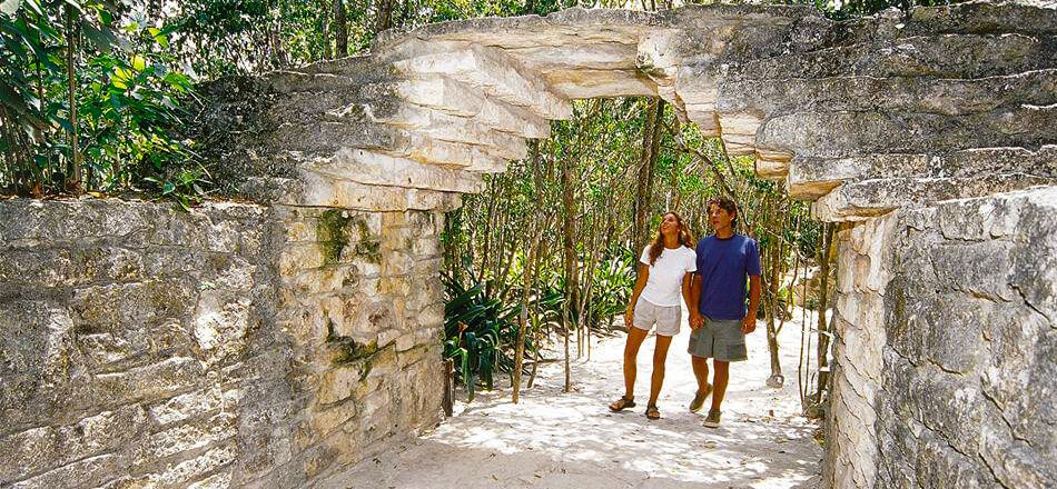 Discover Mesmerizing Cozumel Mayan Ruins in Cozumel on a private tour
