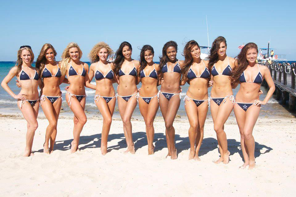 Pics Photos - Dallas Cowboys Cheerleaders Calendar