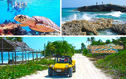 Best Things To Do In Cozumel Mexico What To Do In Cozumel - Cosmo mexico
