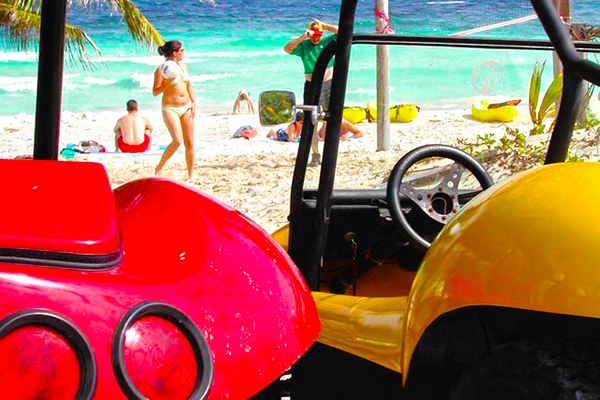 Cozumel Dune Buggy Tour in cozumel mexico