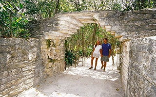what to do at cozumel san gervasio ruins