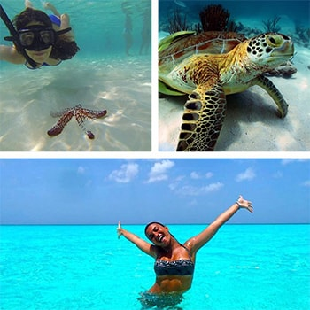 best snorkeling trip in Cozumel Mexico