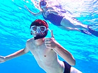 Rated Best Snorkeling in Cozumel for all ages!