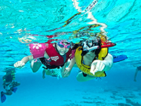 Snorkel Cozumel Like never Before.